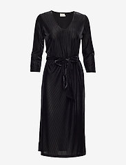 Kaffe - KAjulita Dress - midimekot - black deep - 0