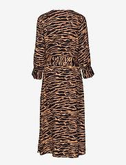Kaffe - KAseba Dress - midimekot - tiger's eye - 1