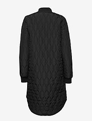 Kaffe - KAshally Quilted Coat - pikowana - black deep - 2