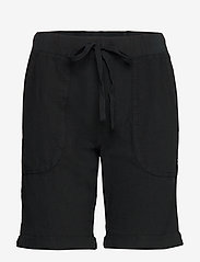 Kaffe - KAnaya Shorts - shorts casual - black deep - 0