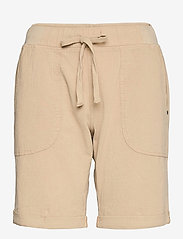 Kaffe - KAnaya Shorts - shorts casual - classic sand - 1