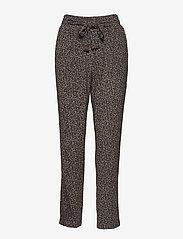 Kaffe - Leona Pants - pantalons slim fit - glazed caramel - 0
