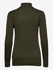Kaffe - Astrid Roll Neck - turtlenecks - grape leaf - 1