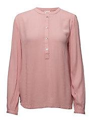 Karla Amber shirt ls- MIN 2 - BRIDAL ROSE