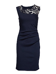 India Vivi Dress - MIDNIGHT MARINE