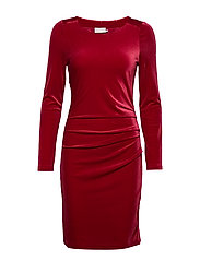 Kelly dress - HAUTE RED