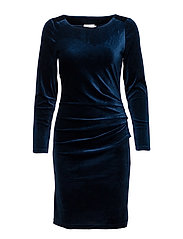 Kelly dress - MIDNIGHT MARINE