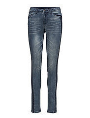 Elina Jeans - BLUE SMOKE DENIM
