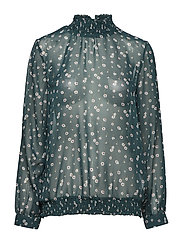 Bertha blouse - JUNE BUG