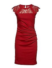 Tanja India Dress - KETCHUP