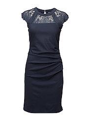 Tanja India Dress - VINTAGE BLUE