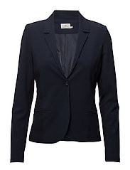 Alise Jillian Blazer - MIDNIGHT MARINE