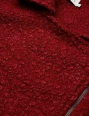 Kaffe - Lulu boucle coat- MIN 4 PCS - wełniane kurtki - sun-dried tomato - 3