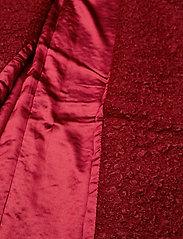 Kaffe - Lulu boucle coat- MIN 4 PCS - wełniane kurtki - sun-dried tomato - 5