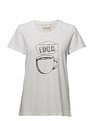 Kaffe - Cafe T-Shirt