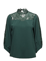 Ninna Blouse - RAIN FOREST