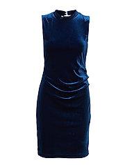 Valentine India Dress - MIDNIGHT MARINE