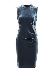 Valentine India Dress - MIDNIGHT NAVY