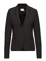 Helin Jillian Blazer - BLACK DEEP