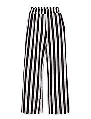 KAalva Pants - BLACK DEEP