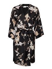 KAjilli Kimono - BLACK DEEP