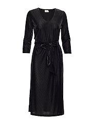 KAjulita Dress - BLACK DEEP
