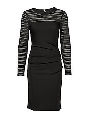 KAmacy India Dress - BLACK DEEP