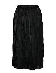 Kaerika Skirt - BLACK DEEP