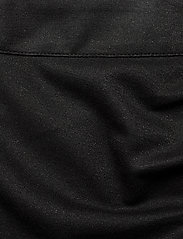 Kaffe - KAsunn Lurex skirt - jupes midi - black deep - 2