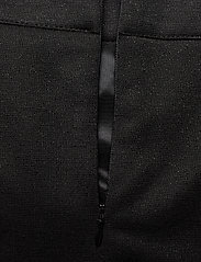 Kaffe - KAsunn Lurex skirt - jupes midi - black deep - 3