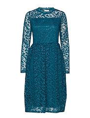 KAvilli Lace Dress - MOROCCAN BLUE