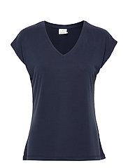 KAlise SS T-shirt - MIDNIGHT MARINE