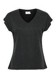 KAlise SS T-shirt - WASHED BLACK