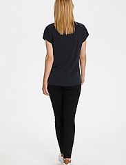 Kaffe - KAlise SS T-shirt - t-shirts - washed black - 3