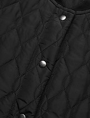 Kaffe - KAshally Quilted Coat - pikowana - black deep - 5