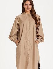 Kaffe - KAjulia Shirt Dress - alledaagse jurken - nomad - 0