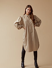 Kaffe - KAjulia Shirt Dress - alledaagse jurken - nomad - 3