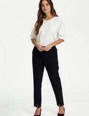 Kaffe - KAdana Linda Blouse - t-shirts - chalk - 3