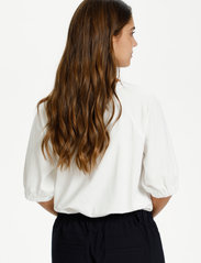 Kaffe - KAdana Linda Blouse - t-shirts - chalk - 4