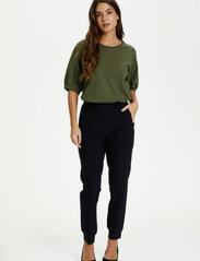Kaffe - KAdana Linda Blouse - t-shirts - grape leaf - 3