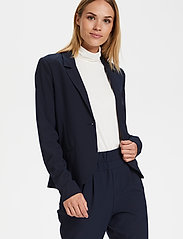 Kaffe - Jillian Blazer - matchande set - midnight marine - 4