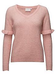 Cora Pullover - BRIGHT ROSE