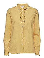Coty Simma Shirt - SOLAR YELLOW