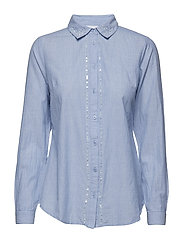 Pearly Shirt - GRAPE MIST MELANGE