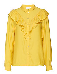 Gry Shirt - SOLAR YELLOW