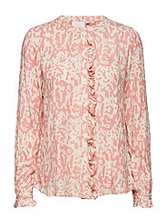 Marlene Shirt - BRIGHT ROSE