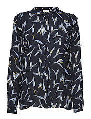Rocksia Shirt - MIDNIGHT MARINE