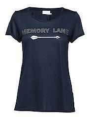 Jubilee T-shirt - MIDNIGHT MARINE