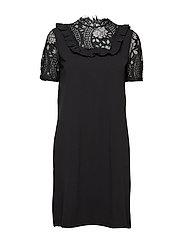 Ninna Dress - BLACK DEEP