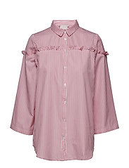 Loane Shirt - BRIGHT ROSE